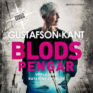 Blodspengar (ljudbok) av Anders Gustafson, Joha