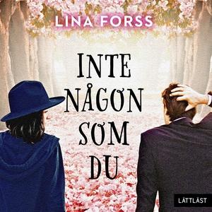 Inte någon som du (ljudbok) av Lina Forss