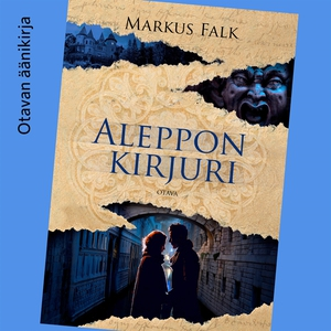 Aleppon kirjuri (ljudbok) av Markus Falk