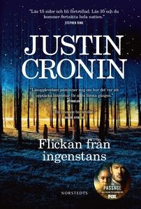 Flickan från ingenstans (e-bok) av Justin Croni