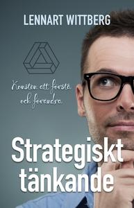 Strategiskt tänkande (e-bok) av Lennart Wittber