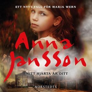 Mitt hjärta är ditt (ljudbok) av Anna Jansson