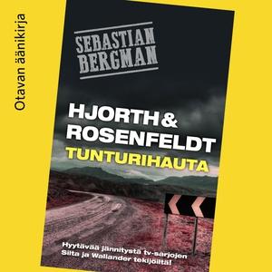 Tunturihauta (ljudbok) av Hans Rosenfeldt, Mich