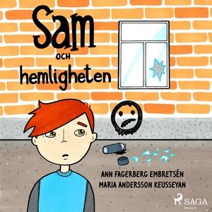 Sam och hemligheten (ljudbok) av Ann Fagerberg