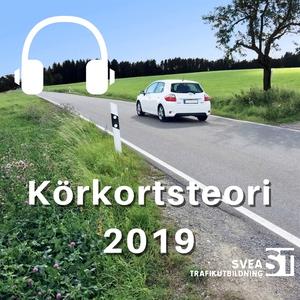 Körkortsteori 2019: den senaste körkortsboken (