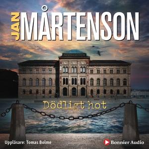 Dödligt hot (ljudbok) av Jan Mårtenson