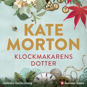 Klockmakarens dotter (ljudbok) av Kate Morton