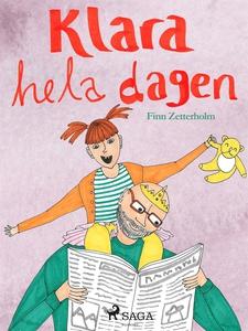 Klara hela dagen (e-bok) av Finn Zetterholm