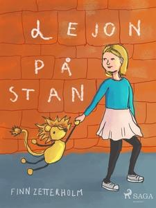 Lejon på stan (e-bok) av Finn Zetterholm