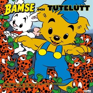 Bamse och Tutelutt (ljudbok) av Mårten Melin, R