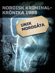 Unik mordgåta (e-bok) av Diverse författare
