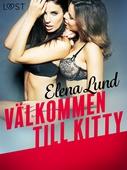 Välkommen till Kitty - erotisk novell