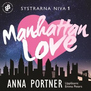Manhattan Love (ljudbok) av Anna Portner