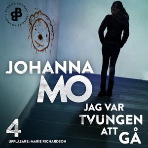 Jag var tvungen att gå E4 (ljudbok) av Johanna