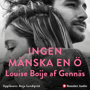 Ingen mänska en ö (ljudbok) av Louise Boije af