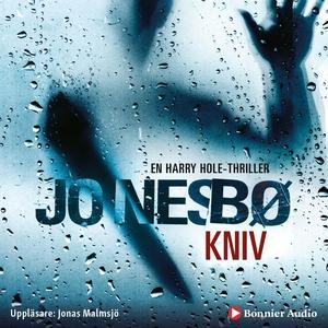 Kniv (ljudbok) av Jo Nesbø