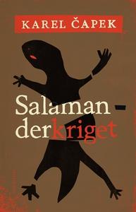 Salamanderkriget (e-bok) av Karel Capek