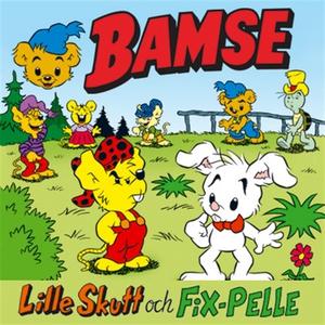 Lille Skutt och Fix-Pelle (ljudbok) av Rune And