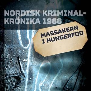 Massakern i Hungerford (ljudbok) av Diverse