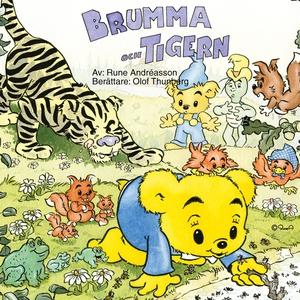 Brumma och Tigern (ljudbok) av Rune Andréasson
