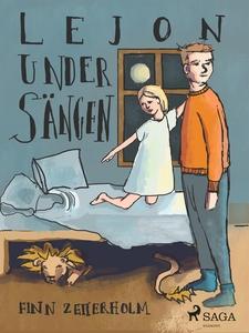 Lejon under sängen (e-bok) av Finn Zetterholm