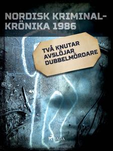 Två knutar avslöjar dubbelmördare (e-bok) av Di