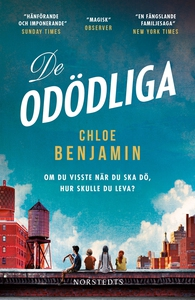 De odödliga (e-bok) av Chloe Benjamin