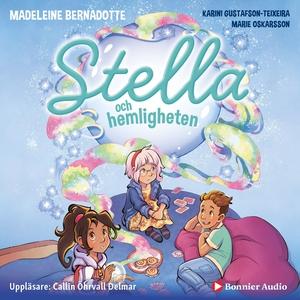 Stella och hemligheten (ljudbok) av Marie Oskar