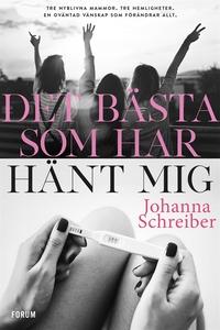 Det bästa som har hänt mig (e-bok) av Johanna S
