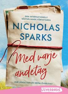 Med varje andetag (e-bok) av Nicholas Sparks