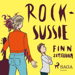 Rock-Sussie (ljudbok) av Finn Zetterholm