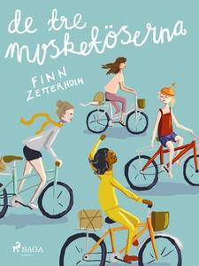 De tre musketöserna (e-bok) av Finn Zetterholm