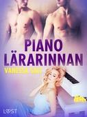 Pianolärarinnan - erotisk novell