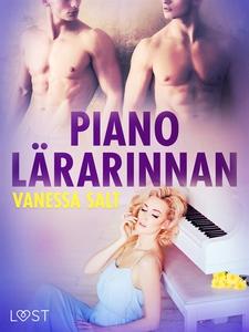 Pianolärarinnan - erotisk novell (e-bok) av Van