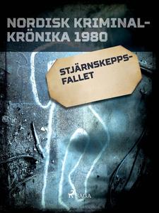 Stjärnskeppsfallet (e-bok) av Diverse