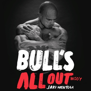 Bull's all out (ljudbok) av Jari Mentula