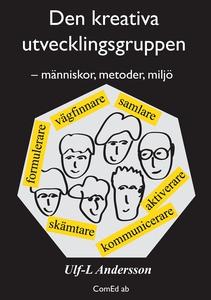 Den kreativa utvecklingsgruppen – människor, me