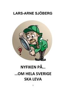 Nyfiken på om hela Sverige ska leva (e-bok) av
