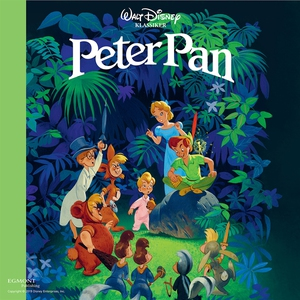 Peter Pan (ljudbok) av Disney