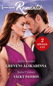Grevens älskarinna/Väckt passion (e-bok) av Jul