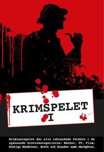 Krimspelet I (PDF) (e-bok) av Sara Starkström