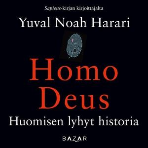 Homo Deus (ljudbok) av Yuval Noah Harari