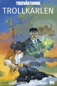 Trollkarlen (e-bok) av Mats Lerneby, Leif Jacob