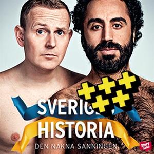 Sveriges historia - Den nakna sanningen (ljudbo