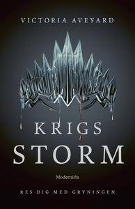 Krigsstorm (Fjärde boken i Röd drottning-serien