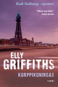 Korppikuningas (e-bok) av Elly Griffiths