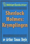 Sherlock Holmes: Äventyret med krymplingen – Återutgivning av text från 1911