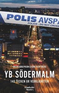 YB Södermalm: 140 tecken ur verkligheten (e-bok