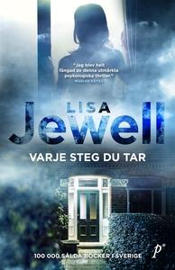 Varje steg du tar (e-bok) av Lisa Jewell