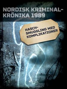 Haschsmuggling med komplikationer (e-bok) av Di